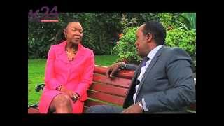 Capital Talk Susan Mboya Kidero Part 1