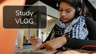 Vlog 2: How I Study to get an A | How to Take Good Notes