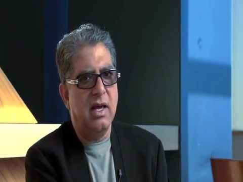 Alan Steinfeld with Deepak Chopra on being Pure Consciousness