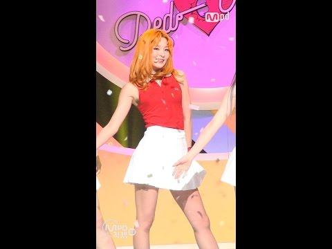 [MPD직캠] 레드벨벳 슬기 러시안룰렛 직캠 Russian Roulette  Red Velvet SEULGI Fancam @엠카운트다운_160908