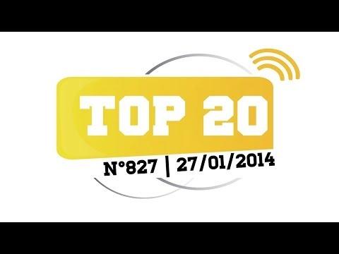 TOP 20 Des Meilleures Musiques Par Valentino | 27/01/2014