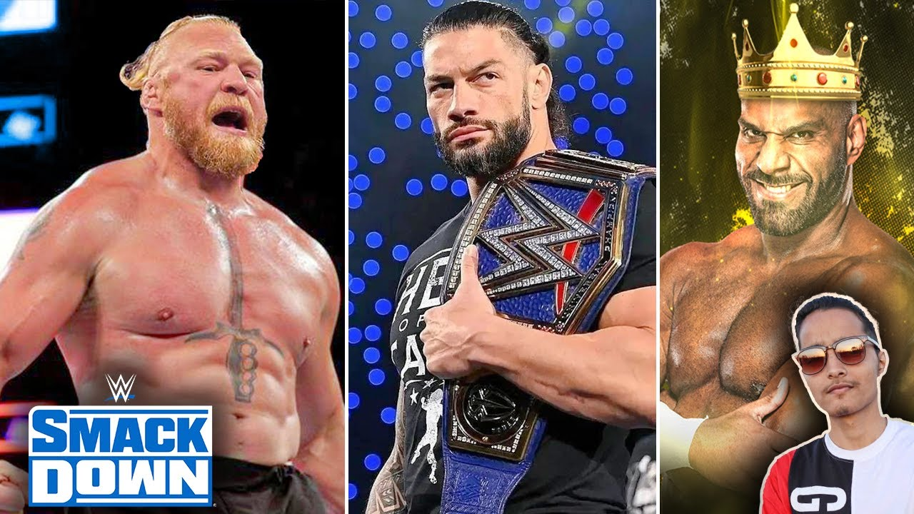 Brock Lesnar In-Ring Match Next Smackdown!? Reason Why Roman Reigns on RAW, Jinder Mahal NEW KING