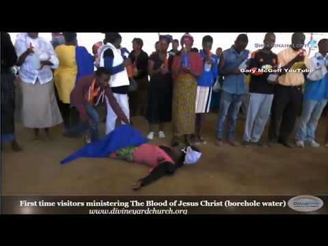 Sunday Live, Deliverance, Water Anointed for Power, NOT For Sale!  John Chibwe , Zimbabwe