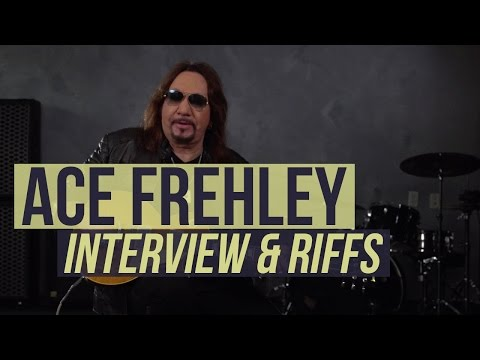 Ace Frehley Talks New Covers Album, Plays Classic KISS Songs