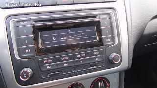 обзор Volkswagen Polo V (Sochi Edition 2013), 1.6 MT, 105л.с