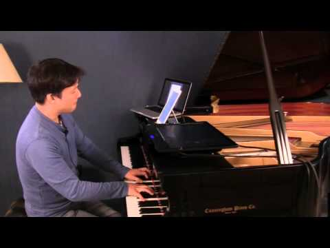 "Hugh Sung Plays ""Clair de Lune"" in Celebration of 1000 Video Exchanges"