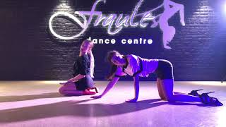 Dancehall + High heels Collaoration (ALENKA & NINA BONCHINCHE)