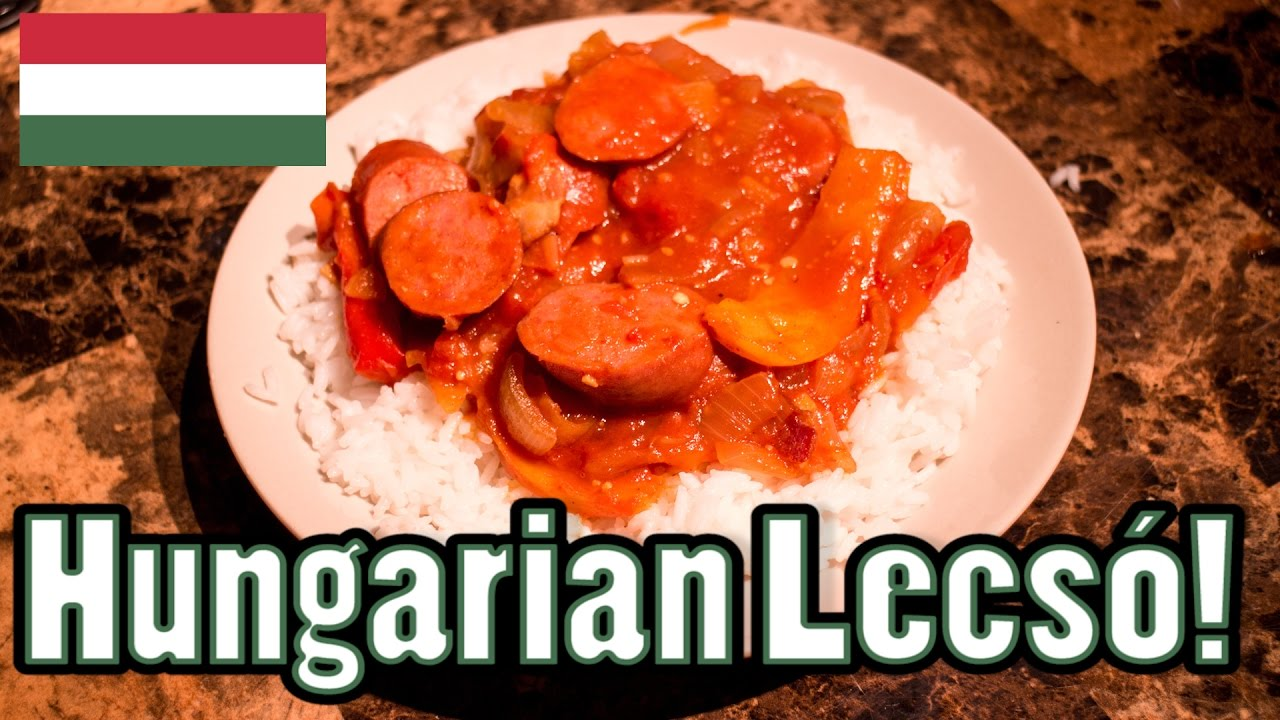 Easy hungarian lecso recipes