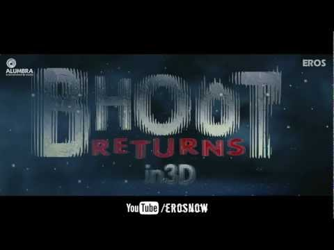 Bhoot Returns (Official Trailer) | Manisha Koirala, J. D. Chakravarthy & Madhu Shalini