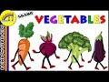 Vegetables for Kids | Vegetable Song For Children | Vegetable Names