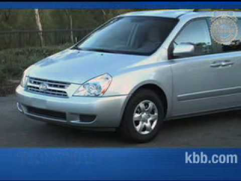 2006 Kia Sedona Review - Kelley Blue Book