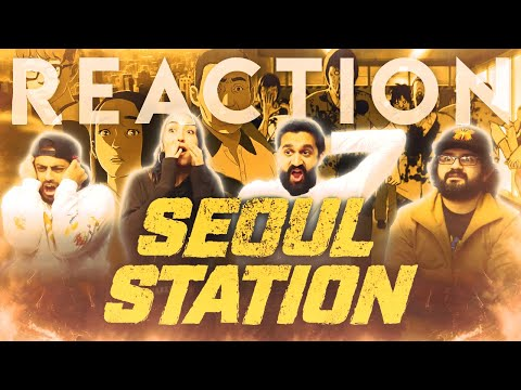 Seoul Station - Train to Busan Prequel - Normies Group Reaction