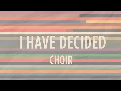I Have Decided | He's Able | Indiana Bible College