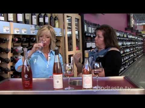 Sacha lichine single blend rose 2012