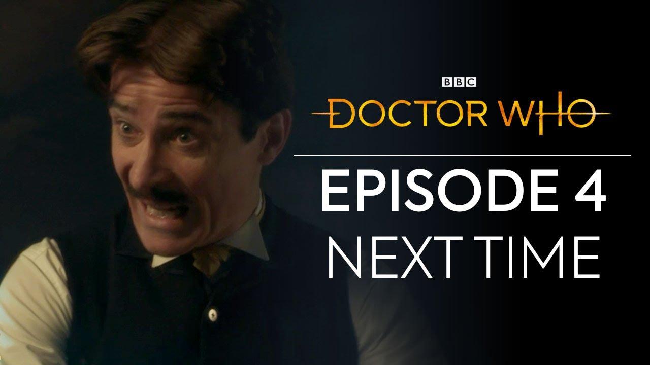 Download Episode 4   Next Time Trailer   Nikola Tesla's Night of Terror   Doctor Who: Series 12