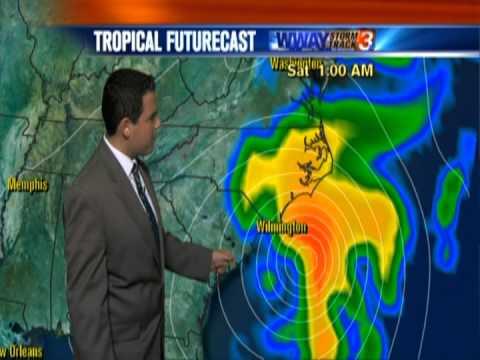 WWAY Hurricane Irene