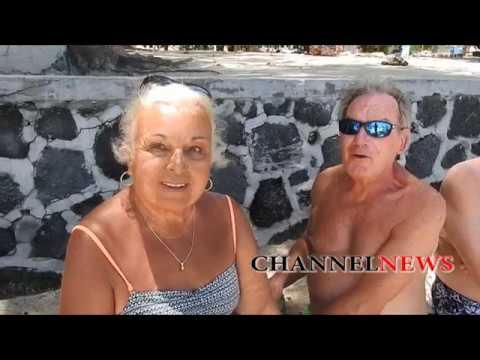 Post-Berguitta : Les touristes profitent de la plage et du soleil