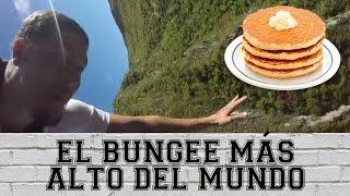 El bungee más alto del mundo  |  JUCA