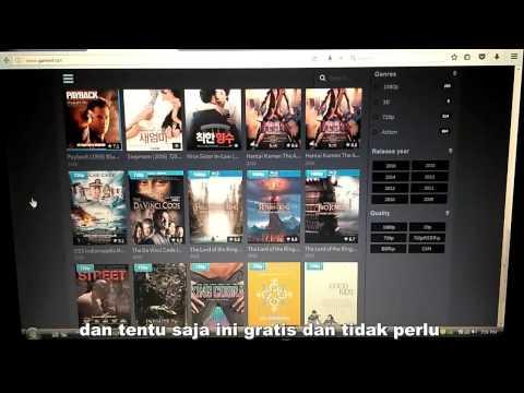 cara download film bioskop GRATIS