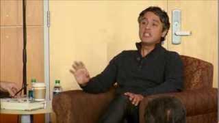 Reza Aslan talks about Palestine and Israel