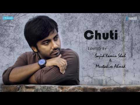 Chuti   Shopnil Rajib   Lyrical Video   Bangla New Song   2017