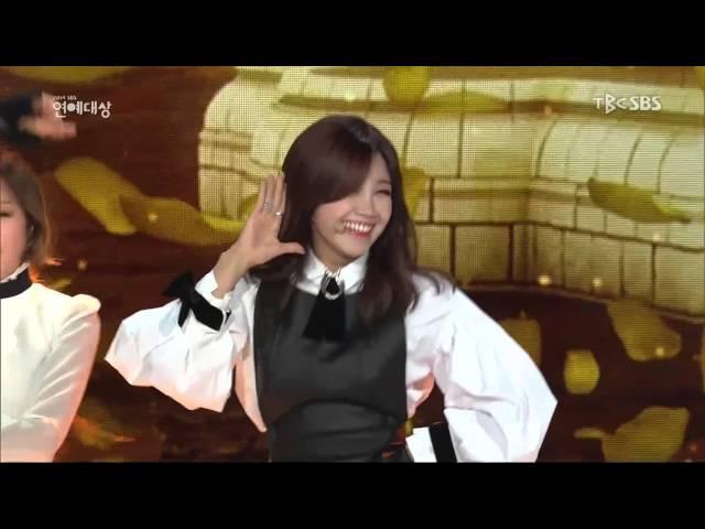 141230 에이핑크(Apink) & 아이핑크 연예대상 LUV & NoNoNo 1080p 60fps