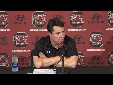 POST-GAME: Will Muschamp on Georgia — 10/9/16