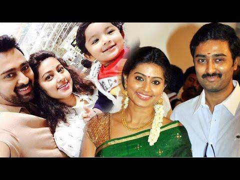 Sneha Family Photos - Actress Sneha Prasanna Family and Friends