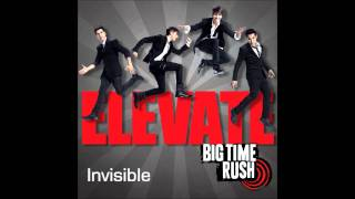 Big Time Rush - Invisible - Elevate Album (HD)