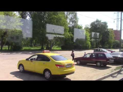 Светлогорск-2 - Зеленоградск-Новый из окна ЭР2К-918