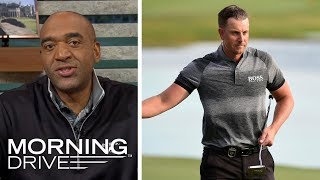 Does Henrik Stenson agree with Rory McIlroy that Tiger