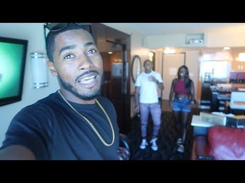 Lit Las Vegas Strip Vlog: Labor Day 2017 (DAY1) Secure The Bag!