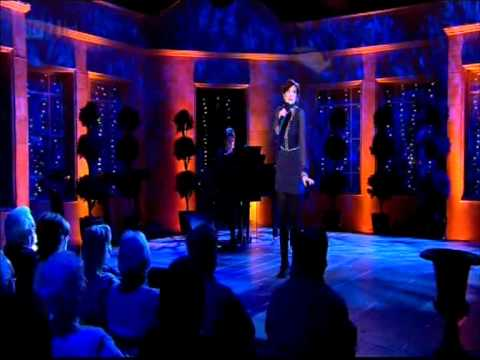 Connie Fisher on The  Alan Titchmarsh Show  15/03/12