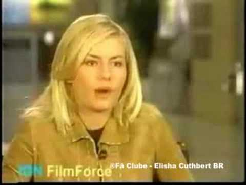 """The Girl Next Door"" - Elisha Cuthbert Interview"