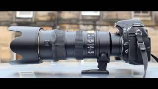 Nikon 70-200mm VR f/2.8 AF-S Lens Introduction