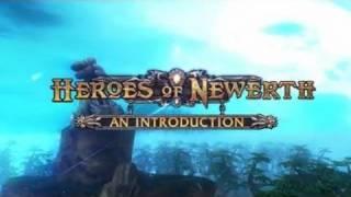 Heroes of Newerth Trailer