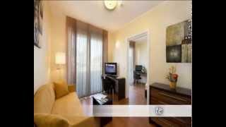 Le camere dell'hotel San Marco