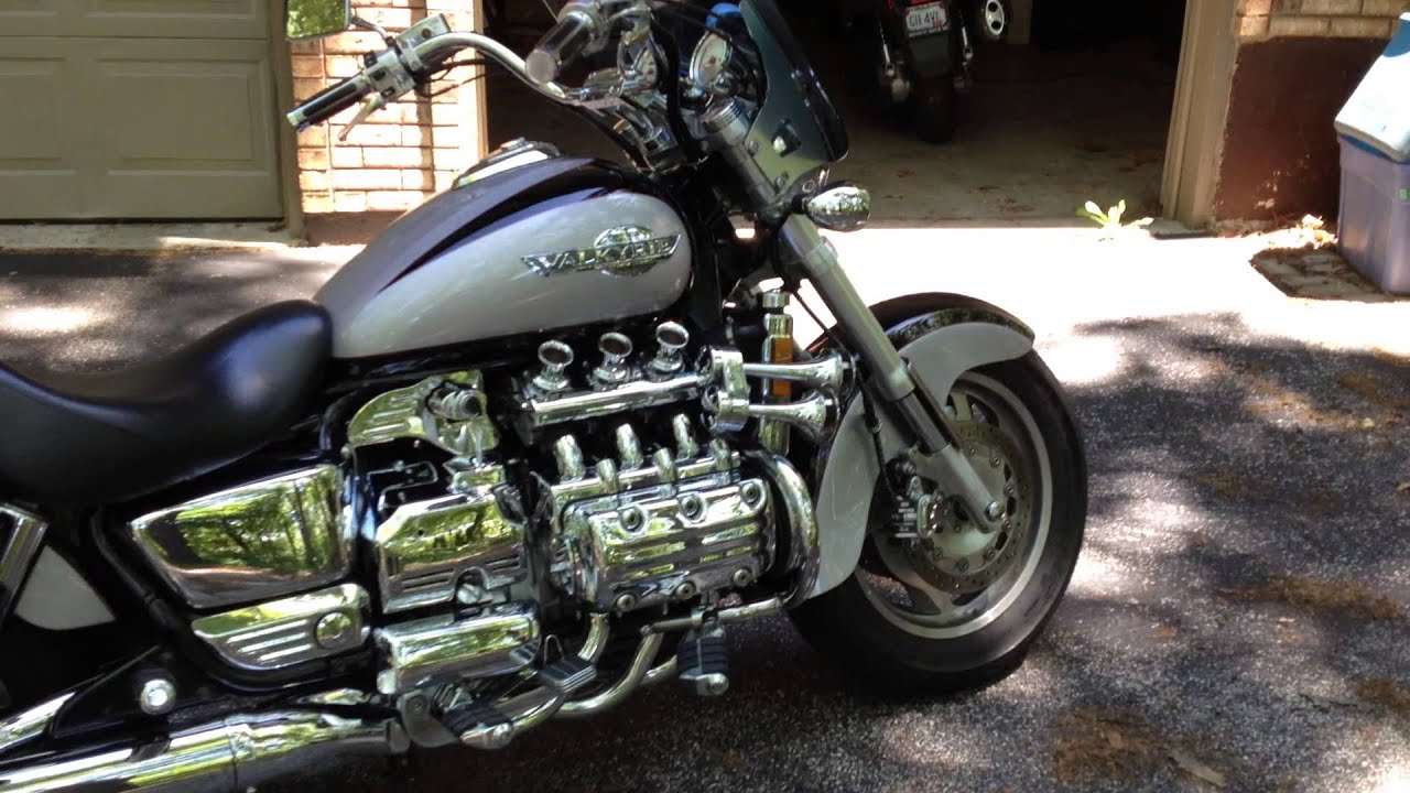 1999 honda valkyrie for sale   youtube
