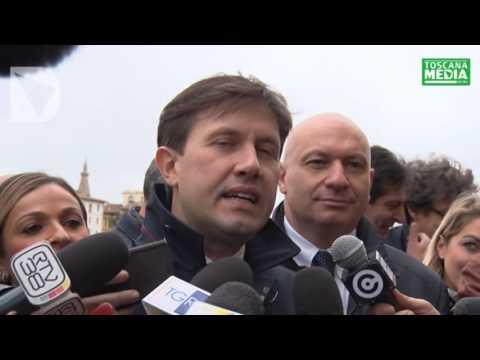 DARIO NARDELLA SU SPOSTAMENTO SOCIETA' TREVI SU CANTIERI TRAMVIA - dichiarazione