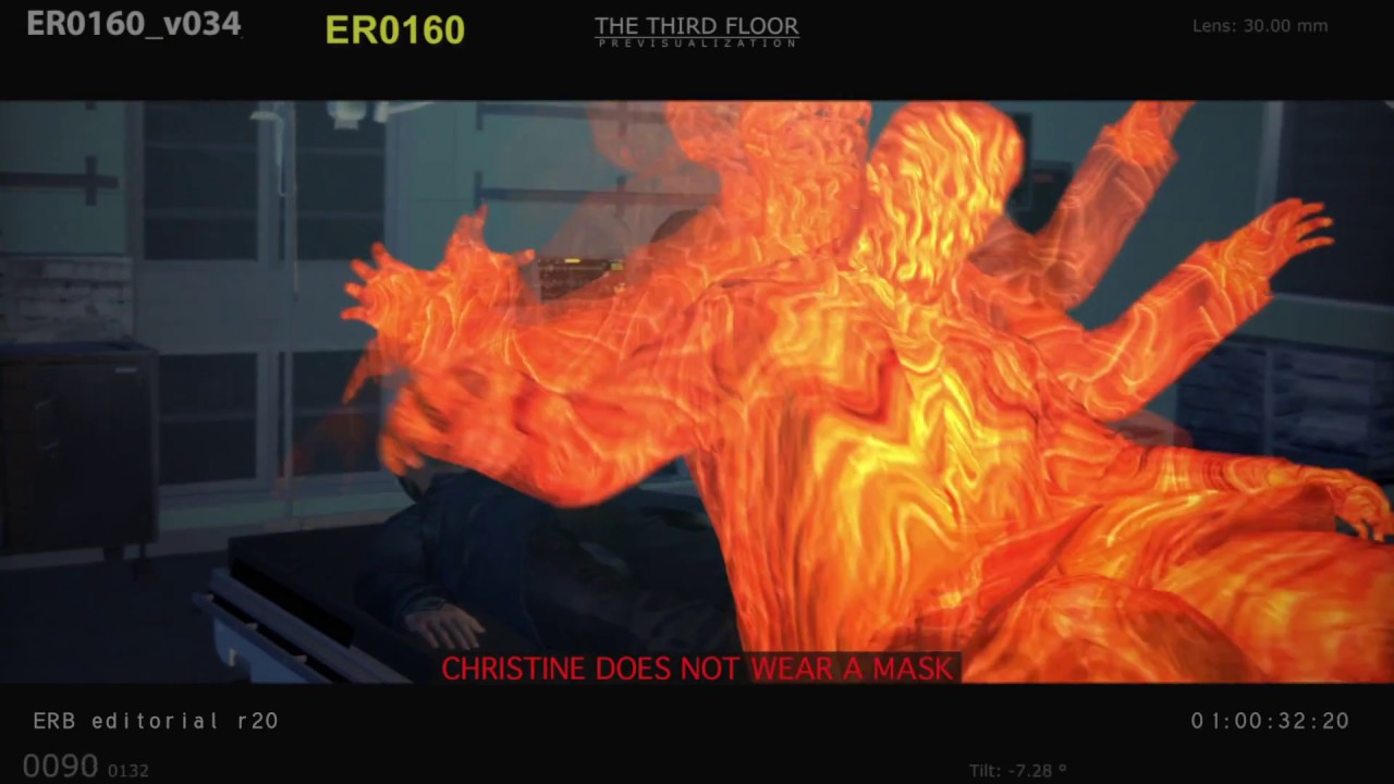 Doctor Strange – Reportage : Les formes astrales