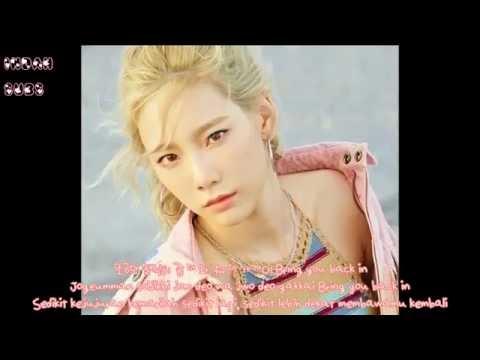 Free Download Taeyeon Feat Hyoyeon - Up & Down [indo Sub Lyric] Mp3 dan Mp4