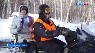 Животные в заказниках Новосибирской области