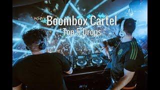 Boombox Cartel - Top 5 Drops