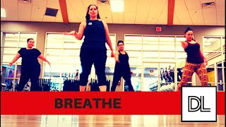 BREATHE - Ne-Yo || Original Dance Fitness Choreo