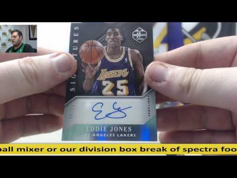 20-Box Basketball Mixer Random Team GB- Magic Johnson Jersey