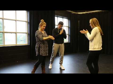 Katie Adams Musical Theater Masterclass - Peddie School