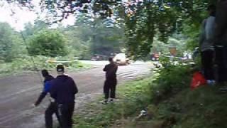 SnapphaneRallyt -09, SS 4/7 & 9 Frän bilåka, några snurrar mm thumbnail