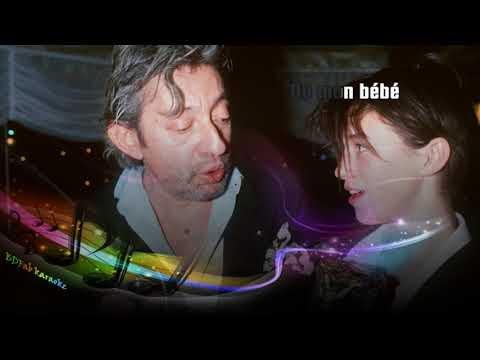 Serge Gainsbourg & Charlotte - Lemon incest (choeurs) [BDFab karaoke]