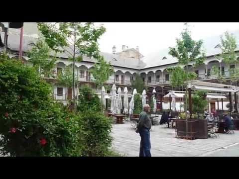 Hanul lui Manuc, Bucharest, Romania