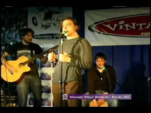 Circa Survive   Live at Vintage Vinyl 04132010
